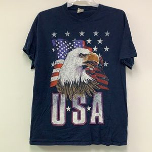 Vintage USA Eagle Tshirt